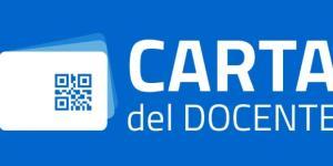 Carta del Docente e Bonus di 500 euro per l'aggiornamento