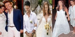 Famosos optam por se casar em segredo