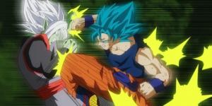 FanArt del Manga 24 de Dragon Ball Super - Zamasu vs Goku