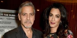 George Clooney and Amal Clooney reveal the gender of their twins ... - aol.com