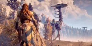 Horizon Zero Dawn Game | PS4 - PlayStation - playstation.com