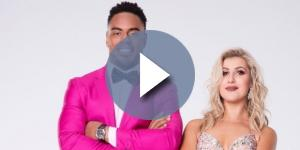 Rashad Jennings and Emma Slater - Photo: Blasting News Library - inquisitivecarter.com