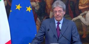 Paolo Gentiloni, presidente del Consiglio