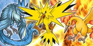 Des légendes à prévoir cet été sur Pokemon Go - melty.fr