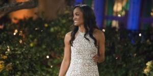 "Rachel Lindsay ""'The Bachelorette"" premiere dress - Photo: Blasting News Library - go.com"