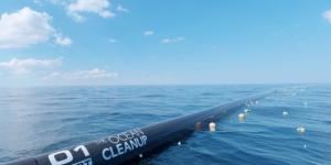 Redesigned Ocean Cleanup arrays to start scooping up Pacific ... - inhabitat.com