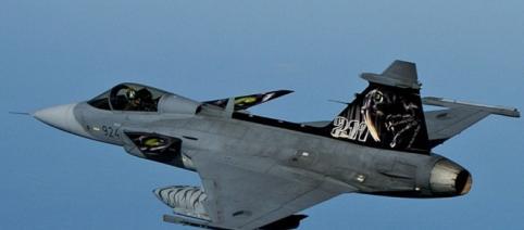 Aviões militares da Suécia fazem parte de processo que envolve polêmica compra das aeronaves durante governo Lula