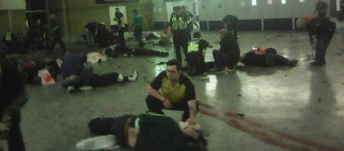 Polícia afirmou que autor do ataque ao Manchester Arena era britânico