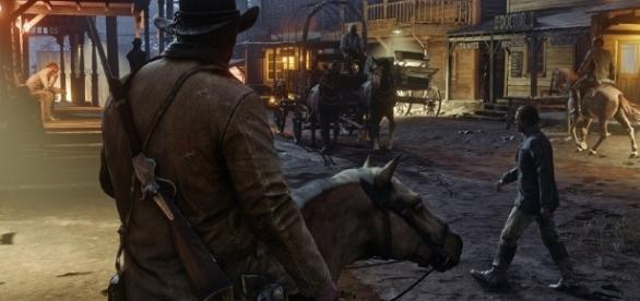 'Red Dead Redemption 2': screenshots reveal multiple protagonists? (thebitbag.com)