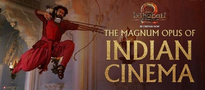 Bahubali 2 25 days collection in India and overseas box office