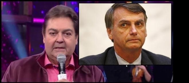 Apoiadores de Bolsonaro dizem que Faustão o criticou em rede nacional; vídeo
