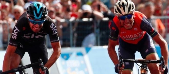 Ciclismo, Vincenzo Nibali riapre il Giro d'Italia