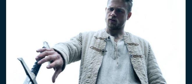 Le roi Arthur, la légende d'Excalibur : un film très rock and roll