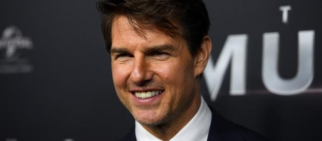Tom Cruise brings his film 'The Mummy' to Sydney