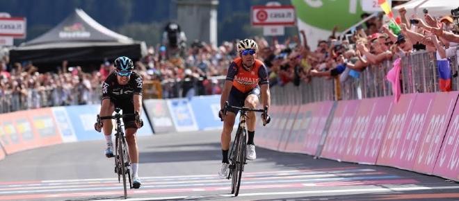 Ciclismo: lo Squalo azzanna gli avversari e vince a Bormio