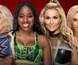 A rumored women's MITB ladder match is on the way for the June PPV. [Image via Blasting News image library/sbnation.com]