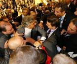 Adiada votação após bate-boca de políticos