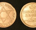 An image of the coin sparking controversies.