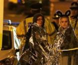 PHOTOS: Manchester Arena attack: At least 22 dead, 59 injured as ... - indianexpress.com