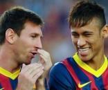 Una campaña publicitaria? Messi y Neymar beben la misma marca de ... - soy502.com