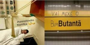 Brasileiros em situações bem-humoradas