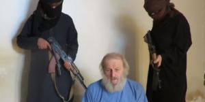 L'imprenditore rapito lo scorso anno è ancora vivo ed è apparso in un video