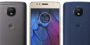 Moto G5S leak shows off all-metallic chassis and three color ... - androidcentral.com