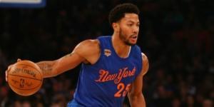 NBA Rumors: NY Knicks' Derrick Rose To Minnesota Timberwolves In ... - inquisitr.com