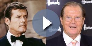 A evolução do astro que interpretava James Bond