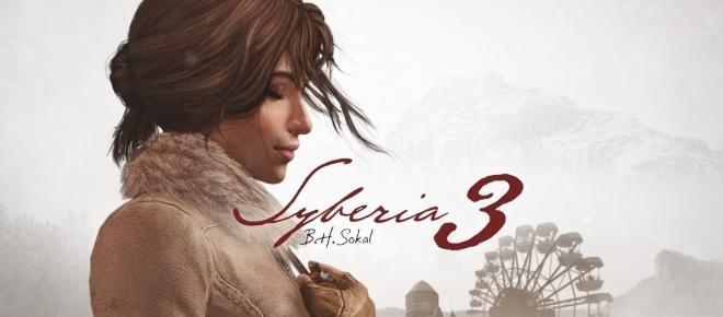 Il nuovo videogioco d'avventura Syberia 3