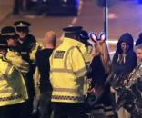 Attentato all' Arena Manchester