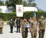 La cerimonia di premiazione di Lombardia 2017 ai Giardini Estensi a Varese (Foto Italian Raid Commando - Unuci)