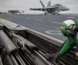 La flotta americana entra in conflitto con militari cinesi.
