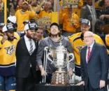 Los Preds se llevaron su primer título de Conferencia Oeste. NHL.com.
