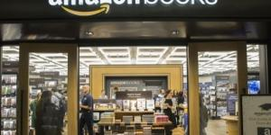 Amazon just opened a bookstore in New York City. / from 'Mashable' - mashable.com