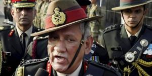 Army chief Bipin Rawat urges united effort to tackle stone-pelting ... - hindustantimes.com