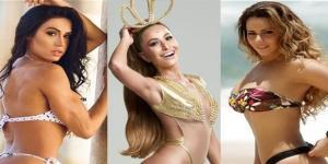As 10 famosas que dariam um show no concurso ( Foto: Reprodução)