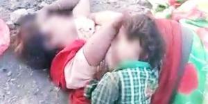 Bebê é flagrado mamando na mãe morta - Google
