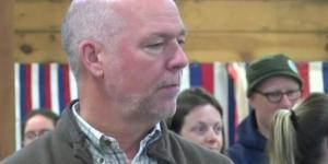Greg Gianforte is pleased with the turnout for voting in Bozeman ... - ktvh.com