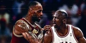 LeBron will pass Jordan in playoff scoring - www.facebook.com/MJOAdmin