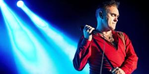 Morrisey, icona della musicla britannica