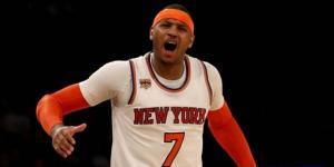 NBA trade rumors: Carmelo Anthony says he won't leave Knicks ... - sportingnews.com
