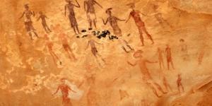 Pinturas rupestres de Tassili (Argelia)