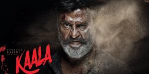 Rajinikanth's first look from his upcoming film 'Kaala'
