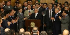 Temer teve decisão contestada por parlamentares