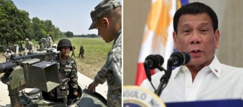 Președintele filipinez Duterte a decretat starea de urgență după ce ISIS a luat ostatici într-un oraș din Filipine