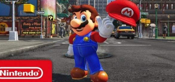 'Super Mario Odyssey' may sell Nintendo Switch even more when it releases late 2017. / Cosmic Book News - cosmicbooknews.com