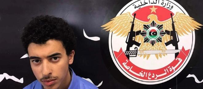 Libya detains father, brother of Manchester bomber