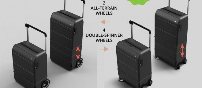 Xtend Luggage launches Kickstarter campaign and wins 'Product Innovation' award