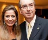 Cláudia Cruz foi absolvida, mas Eduardo Cunha está preso em Curitiba